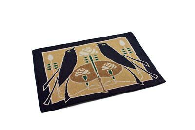 Rennie & Rose Design Group Motawi Songbirds Placemat Set of 4