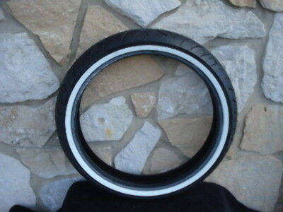 Shinko 120/70-21 F777 White Wall 68V Reinforced Front Tire For Harley Models