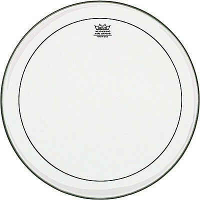 Remo Pinstripe Clear Drumheads - New, Various Sizes