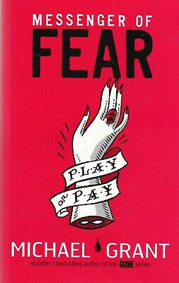 Messenger of Fear by Michael Grant (Paperback, 2015) New Book