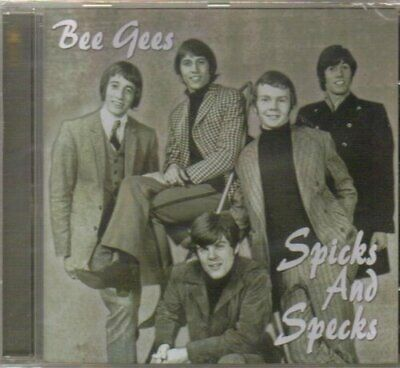 Bee Gees : Spicks and Specks CD Value Guaranteed from eBay's biggest seller!