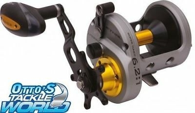 FIN-NOR Lethal 16 Star Drag Overhead Fishing Reel BRAND NEW at Otto's