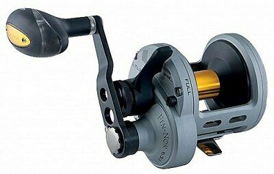 FIN-NOR Lethal 16 Lever Drag Overhead Fishing Reel BRAND NEW at Otto's
