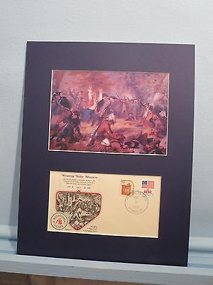 1778  - Wyoming Valley Massacre & 200th Anniversary Commemorative Cover