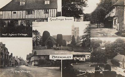 BRENCHLEY (Kent) :Greetings Multiview RP