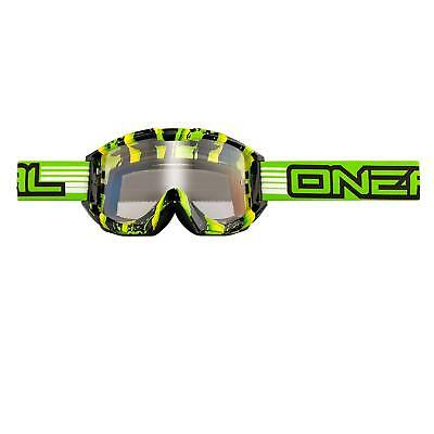 ONeal B1 RL Crawler Goggle Cross Brille Motocross Enduro Motorrad Downhill MX