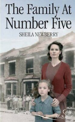 The Family At Number Five (Silhouette Shipping ... by newberry, sheila Paperback