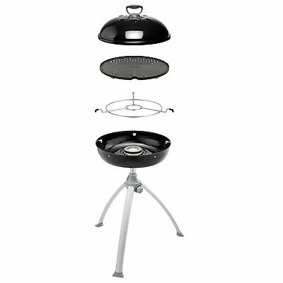CADAC Grillogas BBQ Grill Dome Combo Camping-Gas-Grill-Kocher 30 & 50 mBar