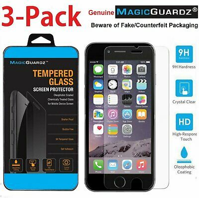 MagicGuardz® Premium Tempered Glass Screen Protector for Apple iPhone 6S Plus