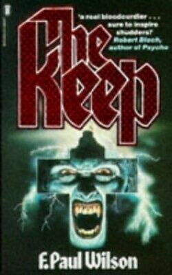The Keep by Wilson, F. Paul Paperback Book The Cheap Fast Free Post