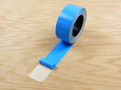 """2"""" Double Coated Sided Stick Cloth Carpet Installation Tape 75' 25 yd Roll"""
