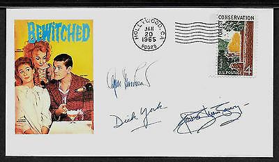1960s Bewitched Featured on Limited Edition Collector's Envelope *X355
