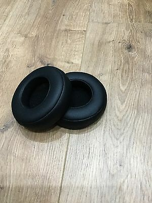 Replacement Earpads Cushion For Monster Beats By Dr Dre Pro Headphones Black