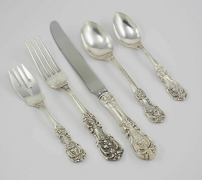 Francis I by Reed and Barton 5 Piece Dinner Set, New French Knife - No Monogram
