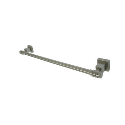 "Kingston Brass Fortress 18"" Wall Mounted Towel Bar Satin Nickel"