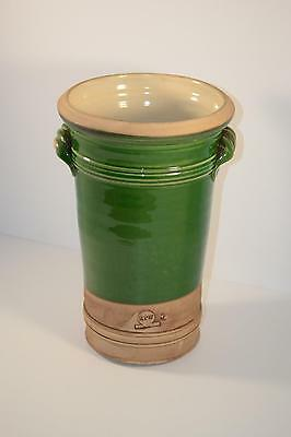 "Beautiful Large Stoneware Urn Vase ROWE RPW Pottery 12"" Tall J.Peters"