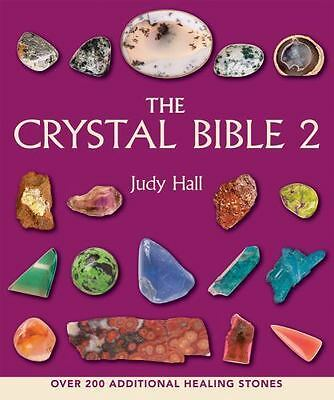 The Crystal Bible by Judy Hall (2009, Paperback)