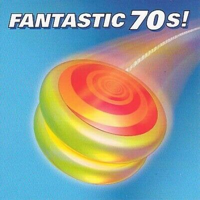 Various Artists - Fantastic 70s - Various Artists CD MCVG The Cheap Fast Free