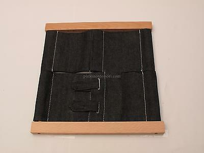 Pinkmontessori Practical Life Material - Velcro Dressing Frame