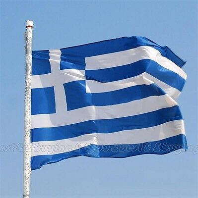 90x150cm Greece Country State Flag Ethnic Greek National Brand Flag TP