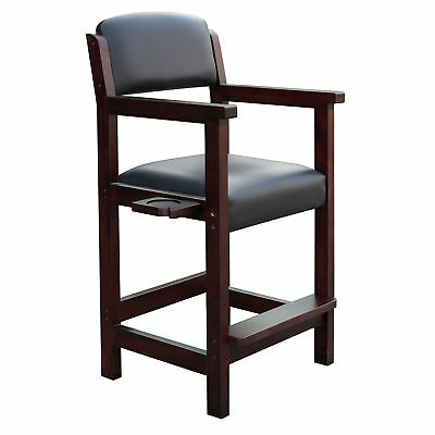 Hathaway Games Cambridge Spectator Chair Rich Mahogany