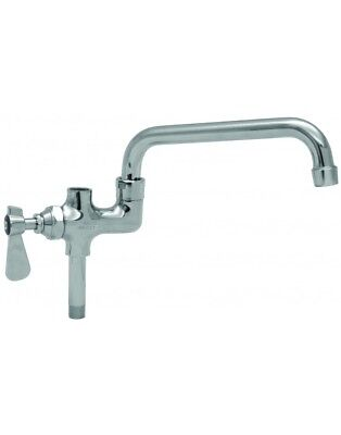 """AA Faucet -Add On No Lead Faucet w/12"""" Spout for Pre-rinse NSF Approved AA-944G"""