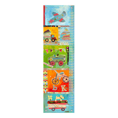 Oopsy Daisy Get Moving Growth Chart