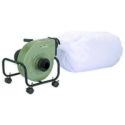1 HP Industrial Portable Dust Collector - 13 Gallon Free FEDEX ship'g 48 states