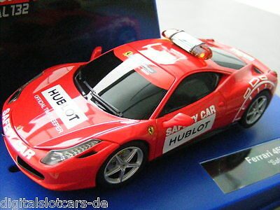 "Carrera Digital 132 30646 Ferrari 458 Italia ""Safety Car"""