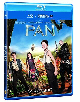 Blu Ray + Digital Hd ** Pan ** Neuf
