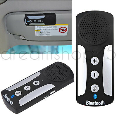 Kit Mains Libres Bluetooth Voiture Universel Multipoint Iphone, Samsung, Nokia