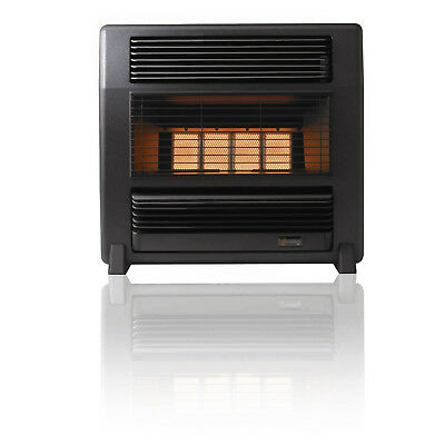 New Everdure Lancer Natural Gas Radiant Convection Heater - Black Marble - LAFNG