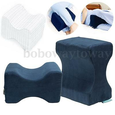 Spinal Memory Foam Knee Legs Support Pressure Area Relief For Bed Cushion Pillow