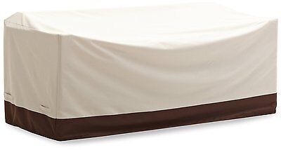 AmazonBasics Griffen 3-Seater Sofa Patio Cover 78.5x32x27 inches (LxWxH) NEW