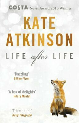 Life After Life by Atkinson, Kate Book The Cheap Fast Free Post