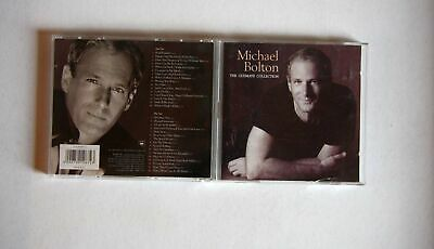 Michael Bolton The Ultimate Collection USA, Canada & Europe 2CD 2002