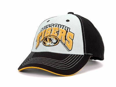purchase cheap a1f93 baab2 Missouri Tigers Big Shot NCAA Hat Cap Adjustable MIZZOU University Columbia  MO