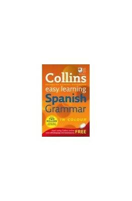 Collins Easy Learning Spanish Grammar (Collins Easy Lear... by Collins Paperback