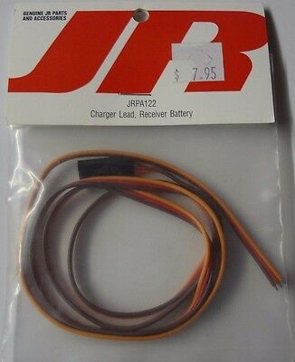 JR JRPA122 Charger Lead, Receiver Battery