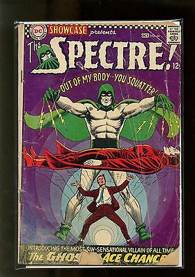 Showcase #64 GDVG Anderson, 5th Spectre Appearance