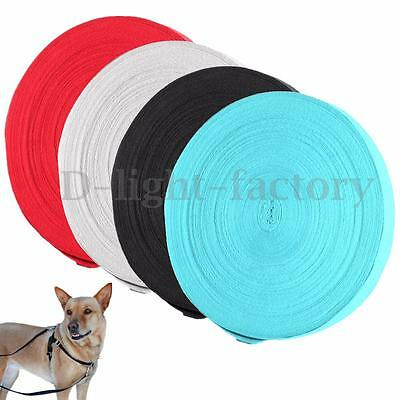 25mmx45m Cotton Webbing Herringbone Twill Tape Sew Strap For DIY Apron Bunting