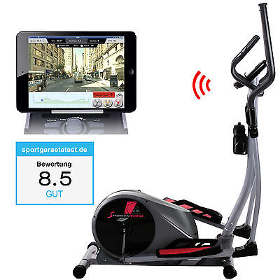elliptical cross trainer CX610 app compatible console with smartphone/iPad