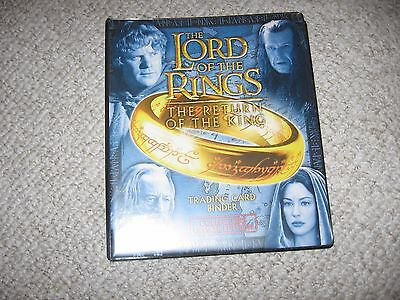 Lord of the Rings Return of the King Album Complete Sets 91-162 Trilogy Set
