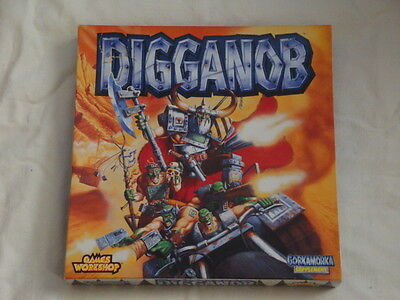 Digganob *GorkaMorka* Games Workshop