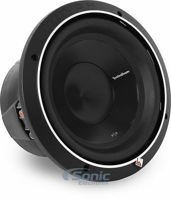 "Rockford Fosgate P3D2-10 1000W 10"" Punch P3 Series Dual 2-Ohm Car Subwoofer"