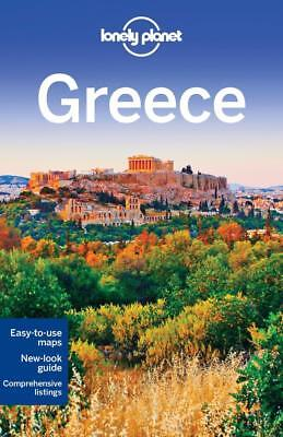 NEW Greece By Lonely Planet Paperback Free Shipping