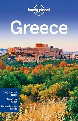 NEW Greece By Lonely Planet Travel Guide Paperback Free Shipping