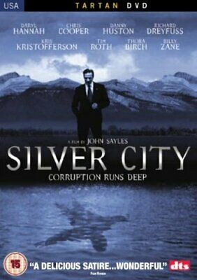 Silver City [DVD] [2004] - DVD  ZYVG The Cheap Fast Free Post