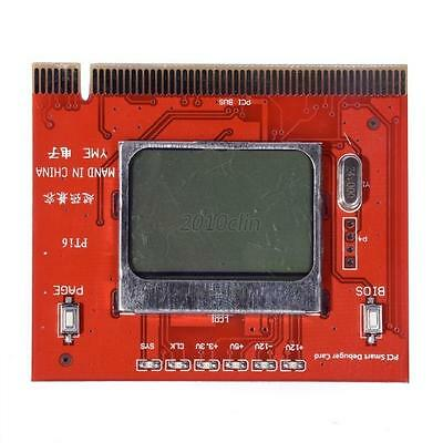 Fashion CPU RAM Test PCI PC Computer Analyzer Tester Diagnostic Card LCD Display