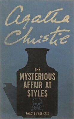 The Mysterious Affair at Styles (Poirot) by Christie, Agatha Paperback Book The